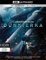 Dunkierka (3 Blu-ray) 4K