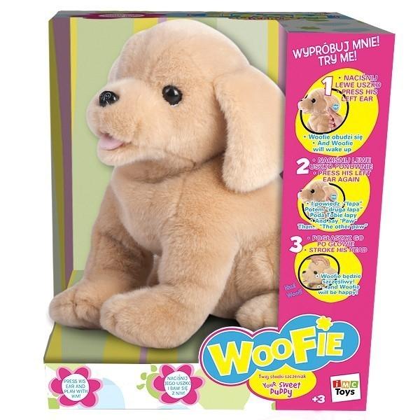 Piesek Woofie Interaktywny