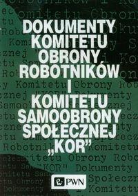 Dokumenty Komitetu Obrony Robotników i Komitetu Samoobrony Społecznej KOR Jastrzębski Andrzej