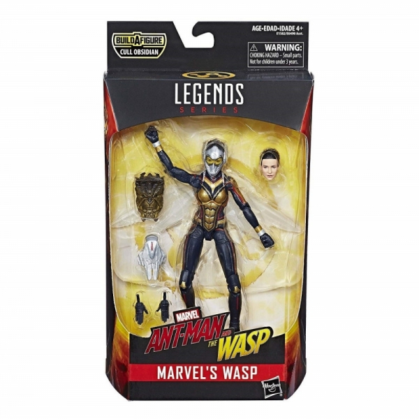 Figurka Avengers Legends Wasp (E0490/E1582)
