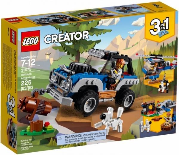 Lego Creator: Zabawy na dworze (31075)