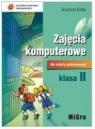 Informatyka  SP KL 2. Podręcznik. Zajęcia komputerowe + cd