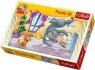 Puzzle 30 elementów Tom i Jerry Owocowa bitwa (18150)
