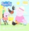 Peppa Pig Odkryj i czytaj Wizyta u dziadków