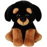 Maskotka Beanie Babies Trevour - Rottweiler 15 cm (42250)