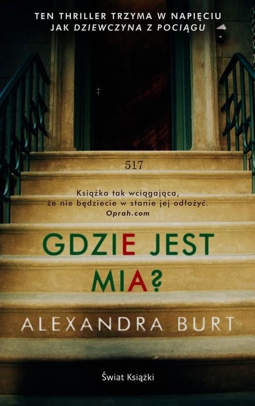 Gdzie jest Mia Burt Alexandra