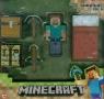 Minecraft Survival Pack Podstawowy zestaw przetrwania z figurką