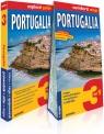 Portugalia 3w1 przewodnik + atlas + mapa explore! guide Andrasz Janusz