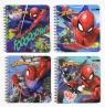 Kołonotatnik na spirali 80 kartek Spiderman mix (607701)