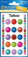 Tatuaże dla dzieci - Buźki (56750)