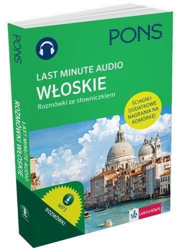 Last Minute audio Rozmówki ze słowniczkiem włoskie