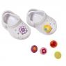 BABY BORN Kreatywne buciki z ozdobami