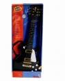Gitara rockowa My Music World czarna