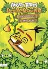 Angry Birds Playground Chuck koloruje i łamie główkę Książka z