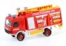 Auto metalowe Wóz strażacki
