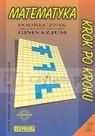 Matematyka krok po kroku 2 Podręcznik