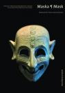 Maska zakrywanie i odkrywanie pomiędzy Wschodem i Zachodemzakrywanie i Mond-Kozłowska Wiesna