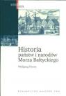 Historia państw i narodów Morza Bałtyckiego (Uszkodzona okładka)