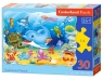 Puzzle konturowe 30: Underwater Friends (03501)