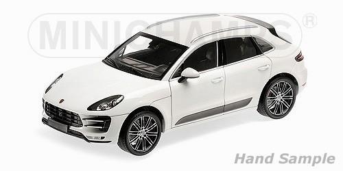 Porsche Macan 2013 (white)