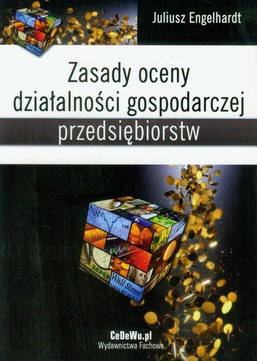 Zasady oceny działalności gospodarczej przedsiębiorstw Engelhardt Juliusz