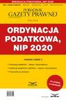 Ordynacja podatkowa NIP 2020 Podatki - Przewodnik po zmianach 3/2020 Praca zbiorowa
