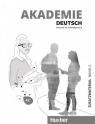 Akademie Deutsch A2+ materiały dodatkowe z nagraniami online, tom 2 praca zbiorowa
