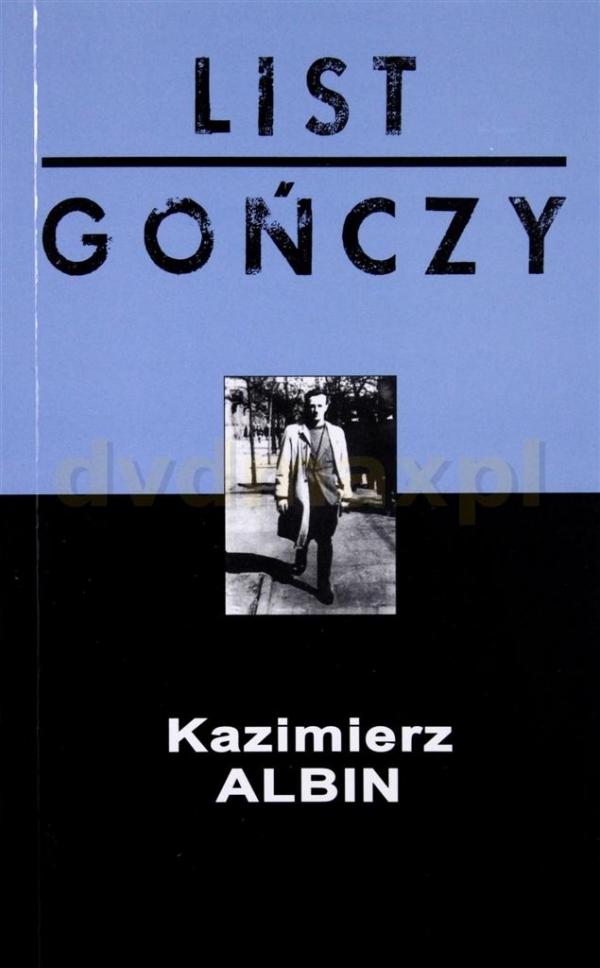 List gończy Kazimierz Albin