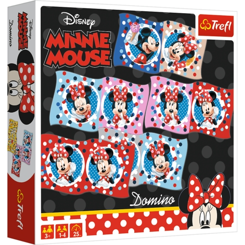 Domino - Minnie Mouse (01600)
