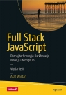 Full Stack JavaScript. Poznaj technologie Backbone.js, Node.js i MongoDB.