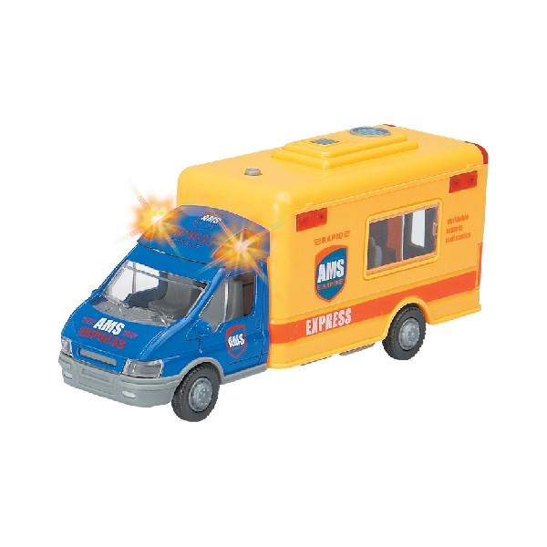 DROMADER Autko kurier (00750)