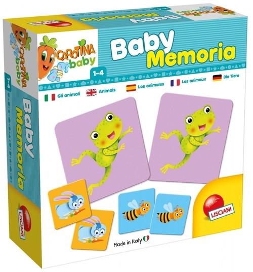 Carotina Baby Memoria Zwierzęta