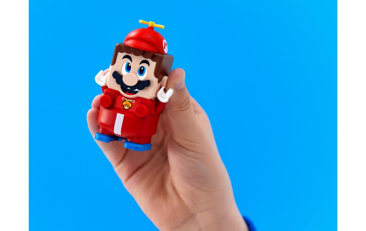 Lego Super Mario: Helikopterowy Mario - ulepszenie (71371)
