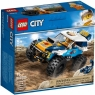 Lego City: Pustynna wyścigówka (60218) Wiek: 5+
