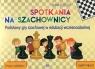 Spotkania na szachownicy Karty pracy Zeszyt z naklejkami