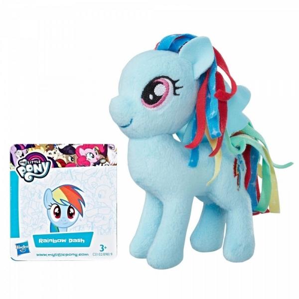 Maskotka My Little Pony Pluszowe Kucyki Rainbow Dash (B9819/C0102)
