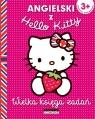 Angielski z Hello Kitty Wielka księga zadań  (51502) 3+ Dzierżawska-Bojanowska Zofia