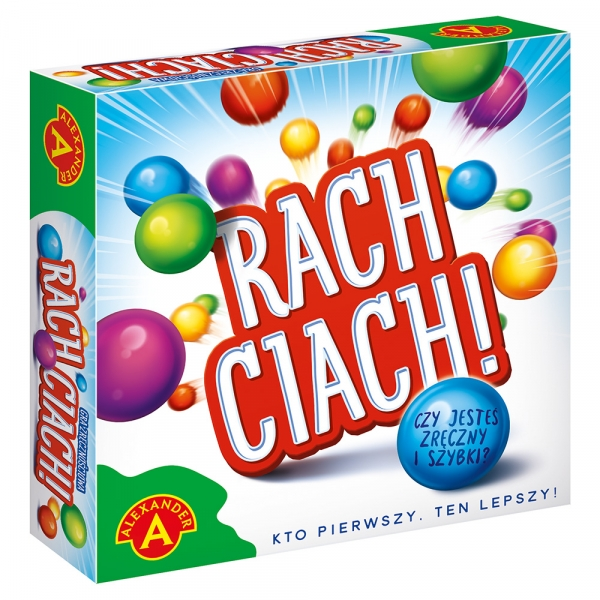 Rach Ciach – wersja Familijna (2105)