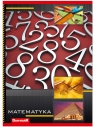 Zeszyt tematyczny Dan-Mark A5/60 matematyka laminowany