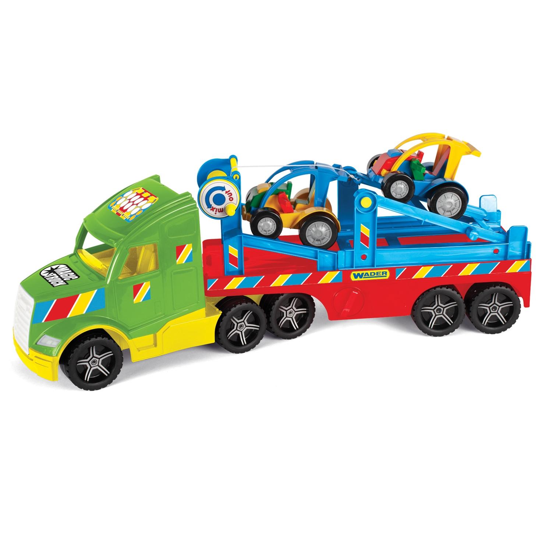 Magic Truck Basic - pojazdy buggy (36350)