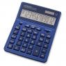 Kalkulator biurowy Citizen SDC-444X RNVEgranatowy, 12-cyfrowy