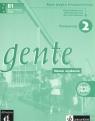 Gente 2 B1 Zeszyt ćwiczeń + CD