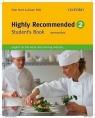 Highly Recommended 2 Podręcznik. Język angielski Trish Stott, Alison Pohl