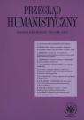 Przegląd Humanistyczny 2/2017