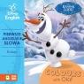 Pierwsze angielskie słowa z Olafem. Kolory - Disney English