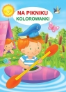 Na pikniku Kolorowanki Żukowski Jarosław