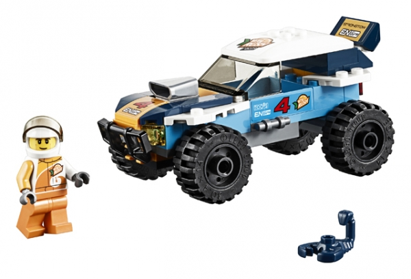 Lego City: Pustynna wyścigówka (60218)