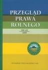 Przegląd Prawa Rolnego 1 (5) 2009