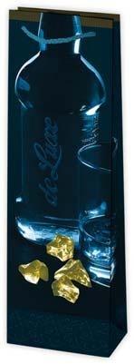Torba ozdobna na butelkę pakiet 10 szt mix T13 OG 10