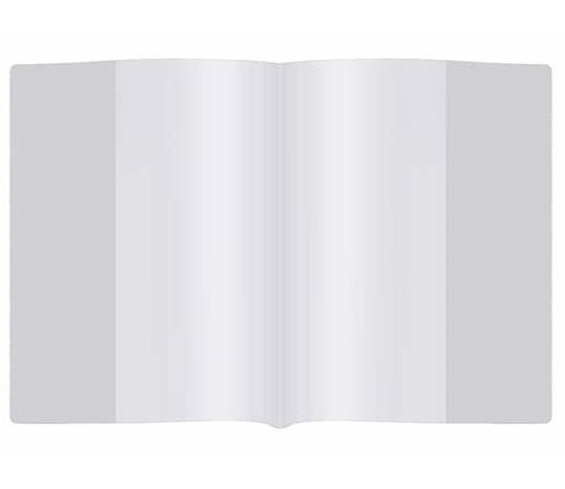 Okładka na zeszyt A5 bezbarwna